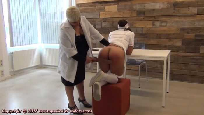 Spanked In Uniform – St. Elizabeth 69