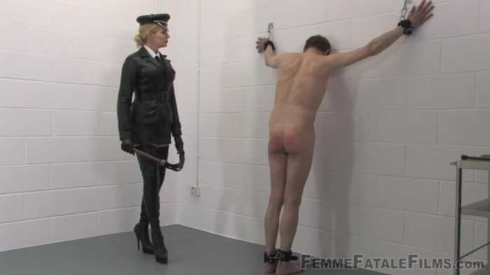 Corporal Punishment – FemmeFataleFilms – Punishment – Part 1 Starring Mistress Eleise de Lacy
