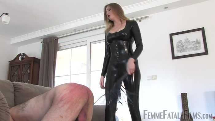Caning – FemmeFataleFilms – Remember What You Are – Complete Film – Domina Hades