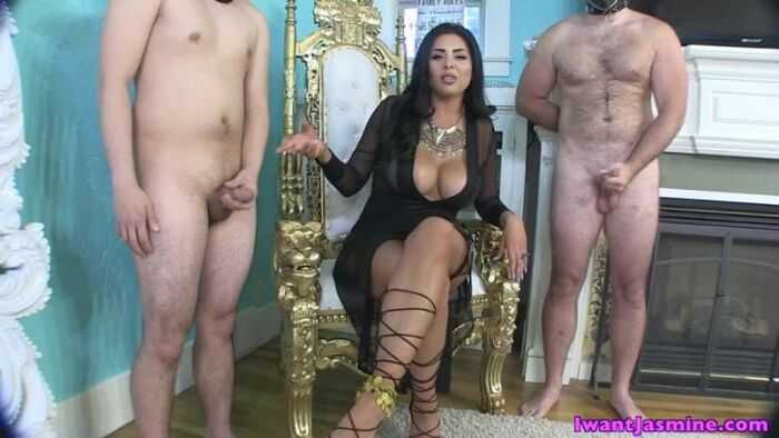 The Laughing Latina Jasmine Mendez - Superior Cock! Where?! - SPH