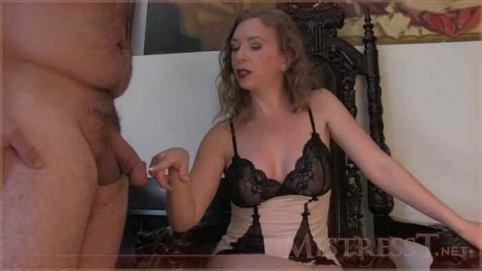 Mistress T - Triple Ruined - Handjob